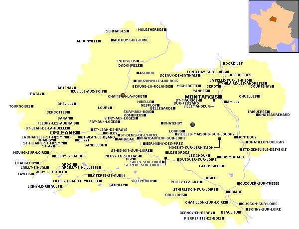 Observations migration 2016 dans le d partement loiret 45 for Region loiret