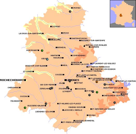 Observations migration 2011 dans le d partement haute for Haute vienne